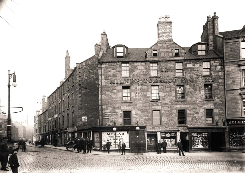 Milne's Tobacco Factory, Murraygate