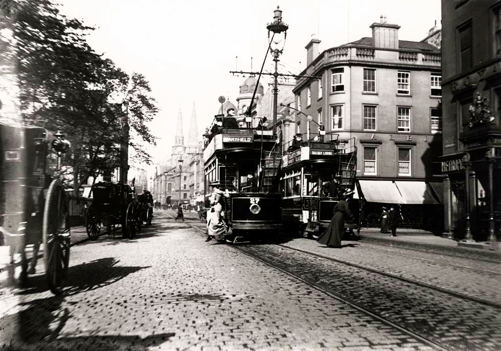 Open-Top Trams, Dundee