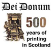 Dei Donum, 500 Years of Printing