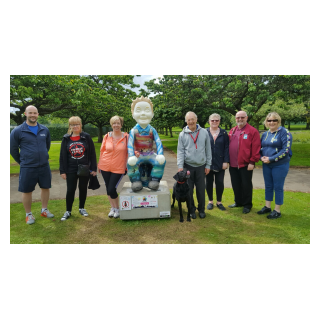 Macmillan Friendly Walking Group