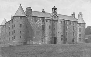 Dudhope Castle