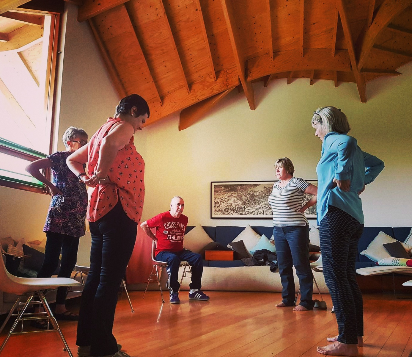 Monday Gentle Movement Class at Maggie's centre