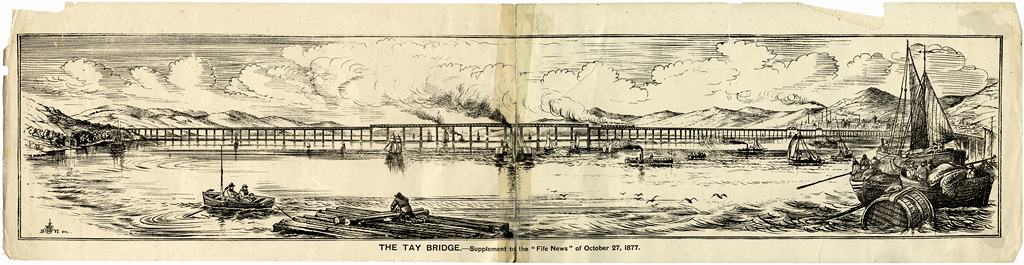 The Tay Bridge, Supplement to the