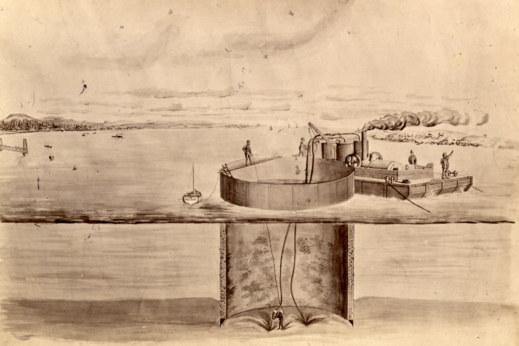 Illustration of the Foundations