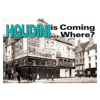 Houdini is Coming