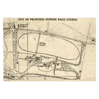 Site of Proposed Racecourse