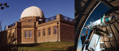 Welcome to Mills Observatory