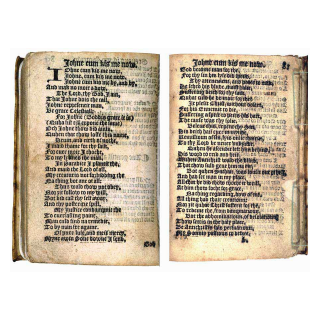 Ane Compendious Buik of Godlie Psalmes
