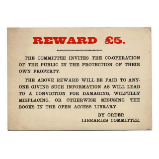 Reward Sign
