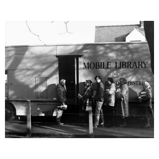 Old Mobile Library