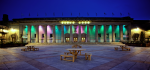 The Caird  Hall at Night