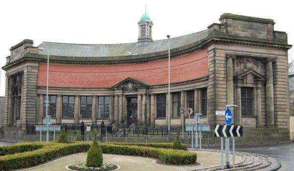 Historic Carnegie Library re-opens after £700K improvements