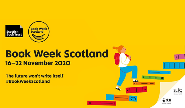Dundee ready to celebrate Book Week Scotland