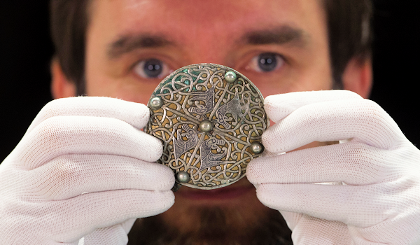 Item from the Galloway Hoard