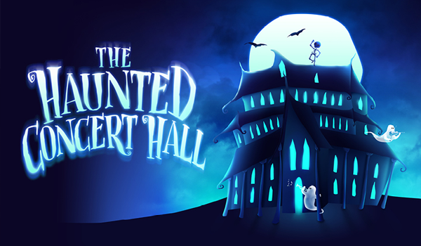 Special Halloween Family Concert at Caird Hall