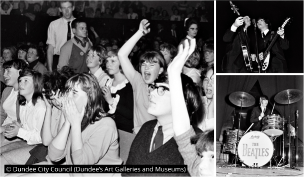 The Beatles in Dundee