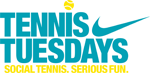 Tennis Tuesdays (Ladies Only sessions for all ability levels)