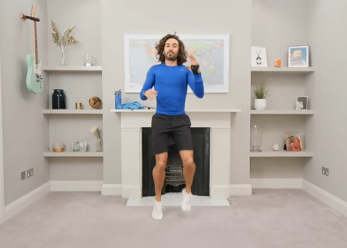 PE with Joe Wicks