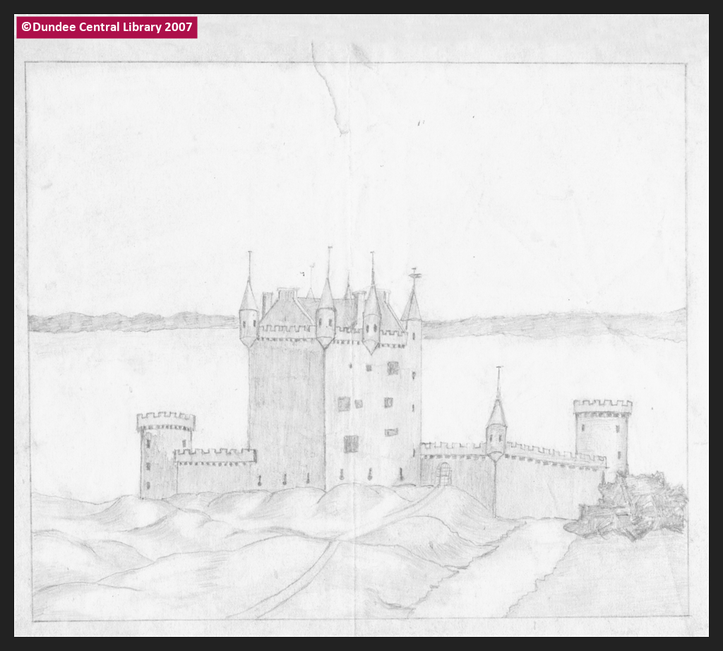 Castle (Untitled)