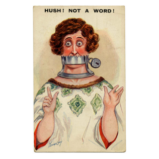 Hush not a Word